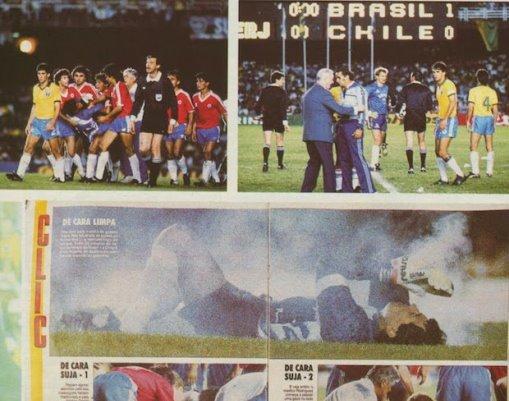 Foto Sepakbola yang Mengubah Fakta