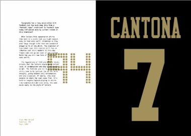 Eric Cantona Jersey