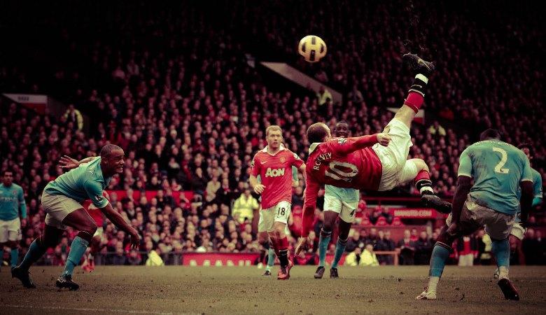 Rooney, Berhentilah Mencetak Gol!