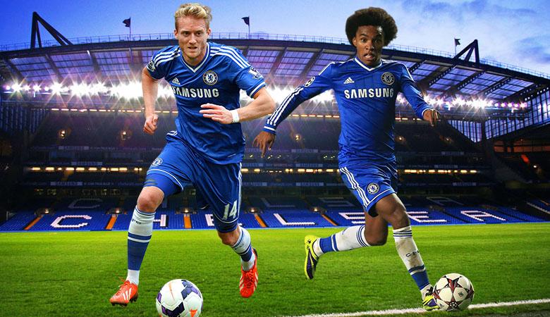 Menilik Perbedaan Taktik Mourinho pada Schurrle dan Willian