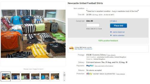 Fans Newcastle Jual Seluruh Jersey dan Pindah ke Manchester City