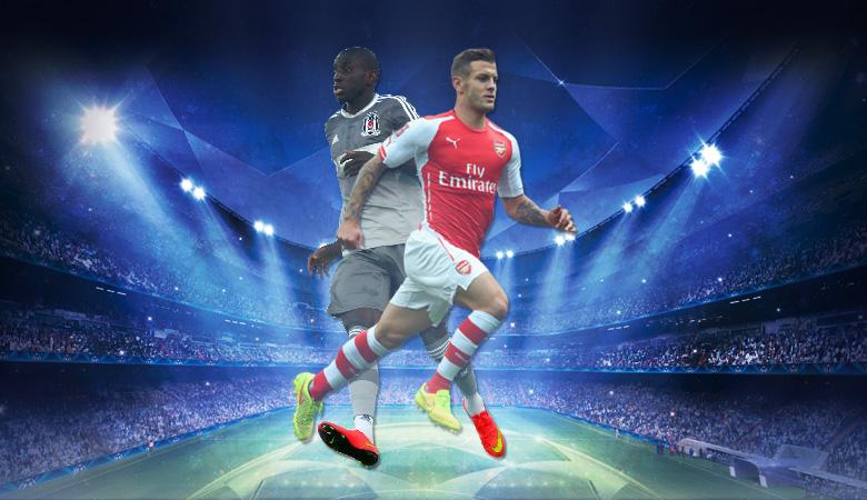Prediksi Pertandingan Arsenal vs Besiktas