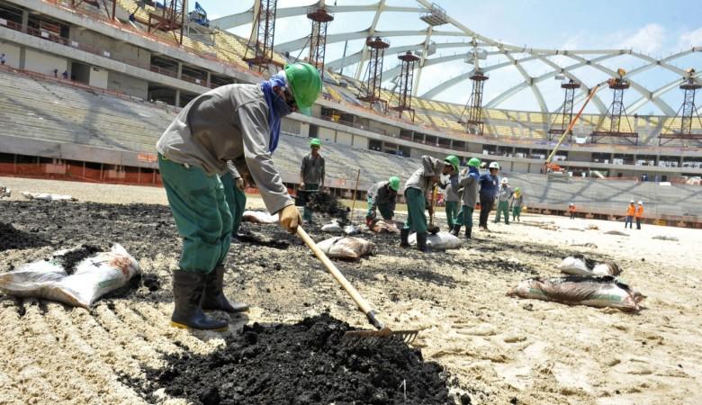 Piala Dunia Qatar Terlalu Panas Bahkan untuk Para Penonton