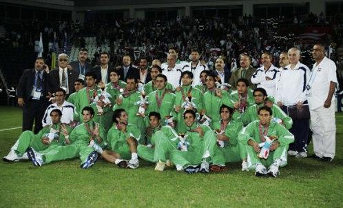 Betapa Ringkihnya Irak Mengikuti Asian Games 2014