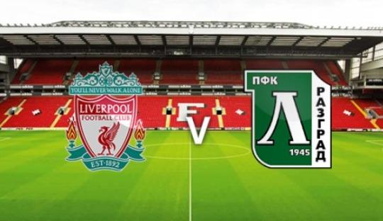 Prediksi Pertandingan Liverpool vs Ludogorets
