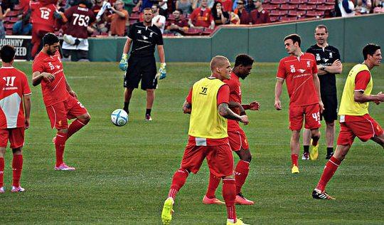 Upaya Brendan Rogers Membangun Timnas Inggris dari Liverpool
