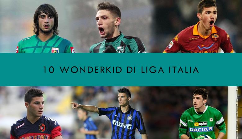 10 Wonderkid di Liga Italia yang Mesti Kita Sorot