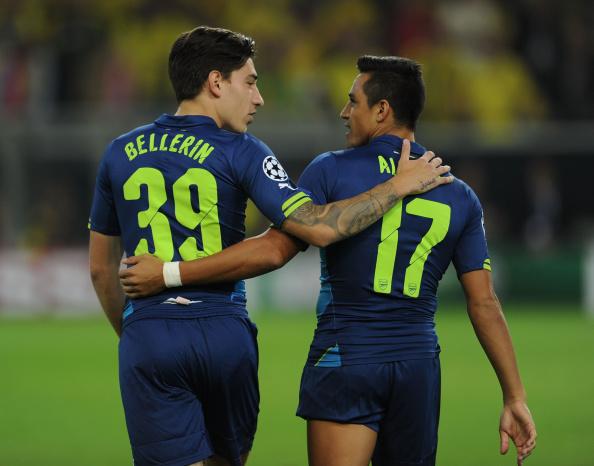 Borussia Dortmund v Arsenal: UEFA Champions League