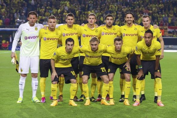 UEFA Champions League Group D -