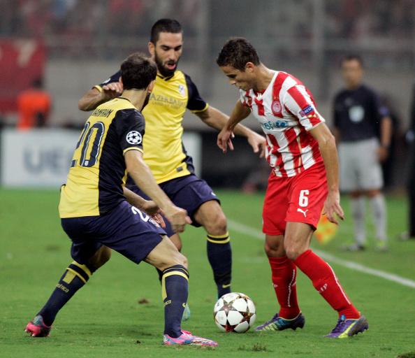 Olympiacos FC v Club Atletico de Madrid - UEFA Champions League