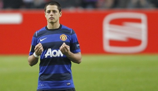 Kisah Pelik Chicharito si Supersub
