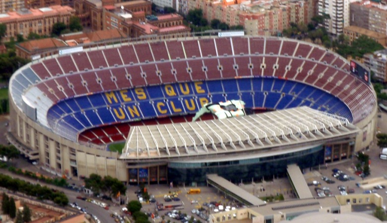 On This Day 1957, Pembukaan Stadion Camp Nou