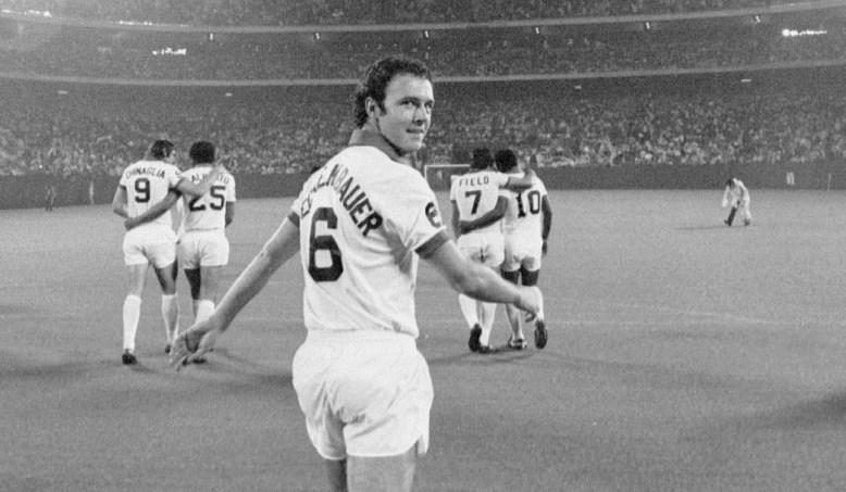 Beckenbauer sebagai Uebermensch dari Lapangan Hijau?