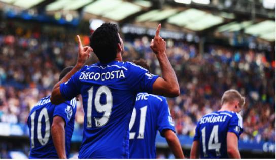 Lewat Costa, Chelsea Hampir Menemui Kesempurnaan