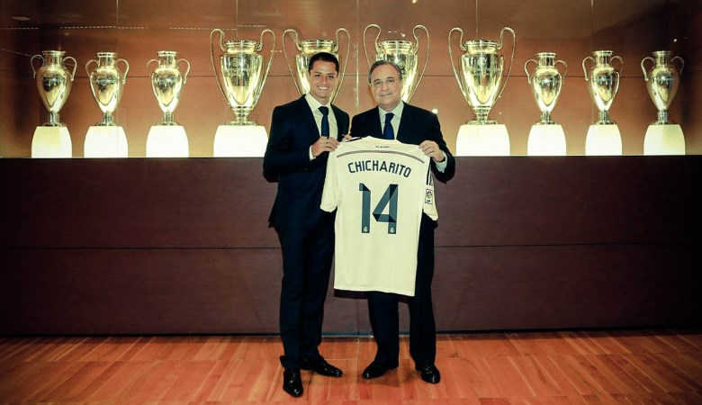 Real Madrid dan Impian Chicharito