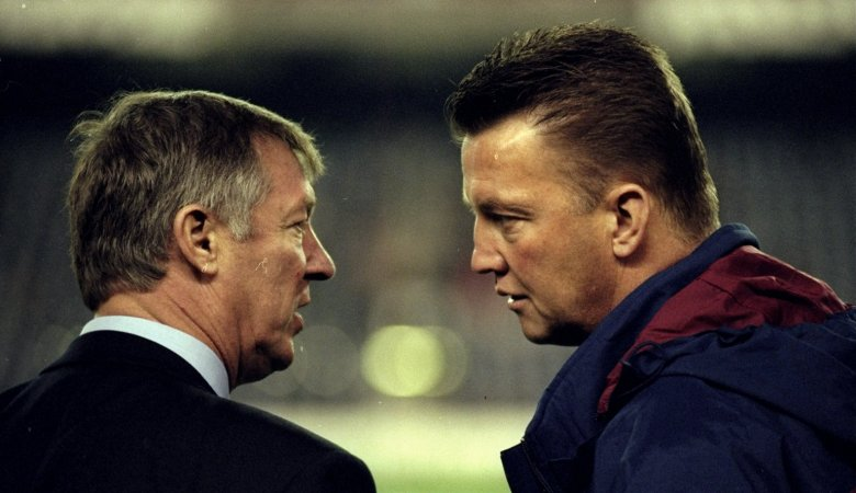 Bersama Louis van Gaal, King Come Back United Tinggal Kenangan?
