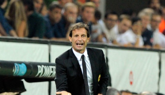 Menanti Tuah Allegri Bersama Juventus di  Liga Champions