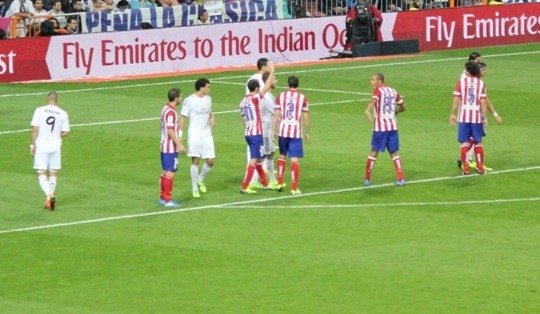 Match Analysis Real Madrid vs Atletico Madrid