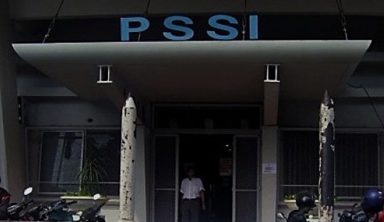 Kantor PSSI dan Misteri Kamar Hantu