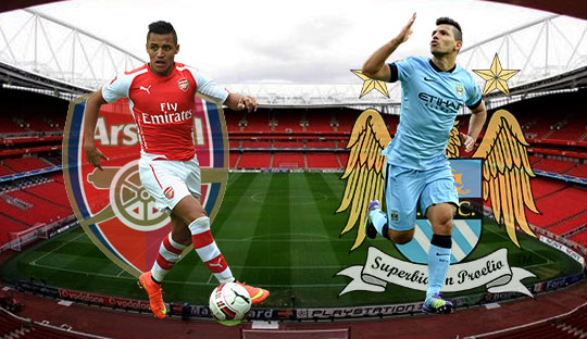 Match Analysis Arsenal vs Manchester City