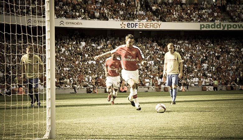 Daur Ulang Jersey ala Fans Arsenal