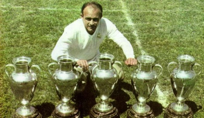 On This Day 1953, Debut Stefano Bersama Real Madrid