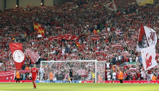 On This Day 1892, Pertandingan Liverpool Pertama di Anfield