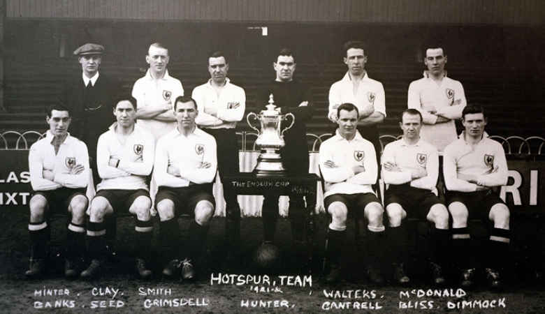 On This Day 1882, Berdirinya Tottenham Hotspur