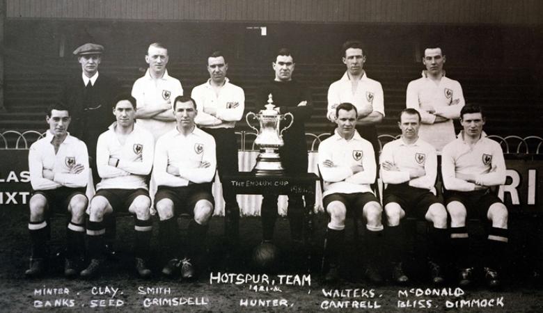 On This Day 1882, Berdirinya Tottenham Hotspur