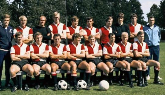 On This Day 1970, Feyenoord Juara Piala Intercontinental