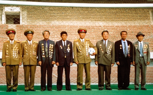 Kisah Langka tentang Korea Utara dan Sepakbolanya