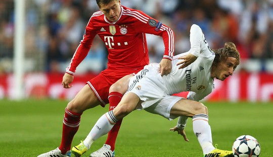 Pelajaran dari Lubang di Lini Tengah Real Madrid