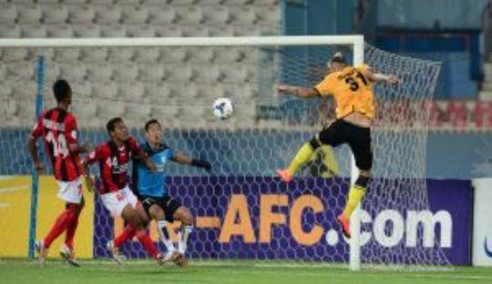 Cuplikan Pertandingan Qadsia SC 4-2 Persipura
