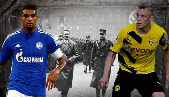 Adolf Hitler dan Persaingan Dortmund versus Schalke