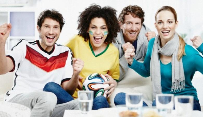 Sains Menunjukkan Bahwa Menonton Sepakbola Itu Sehat