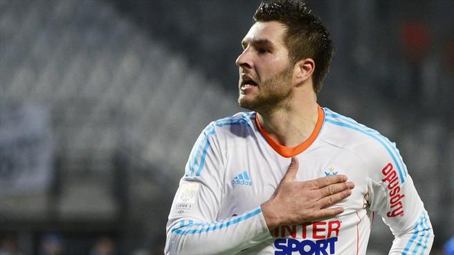 Ada Kebahagiaan dan Kesedihan  pada Setiap Gol Gignac Bersama Marseille