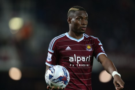 Soccer - Capital One Cup - Second Round - West Ham United v Sheffield United - Upton Park