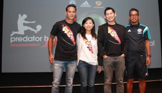 adidas Predator Hunt: Ajang Pencarian Talenta Muda Sepakbola Indonesia