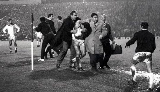 On This Day 1968, Man United Dipermalukan Estudiantes