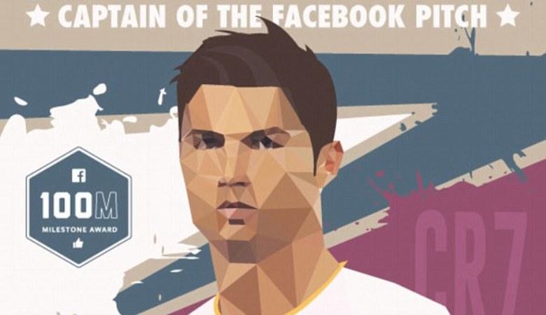Berapa Orang yang Menyukai Cristiano Ronaldo? 100 Juta!