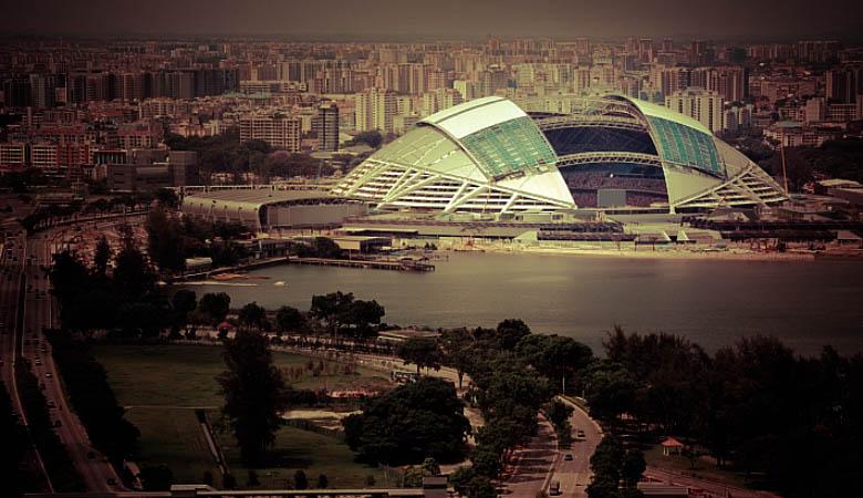 Stadion Nasional Singapura Dikritik Lagi, Salah Pemasangan Rumput?