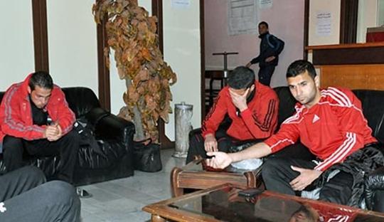 Suriah, Sepakbola, dan Perang Saudara