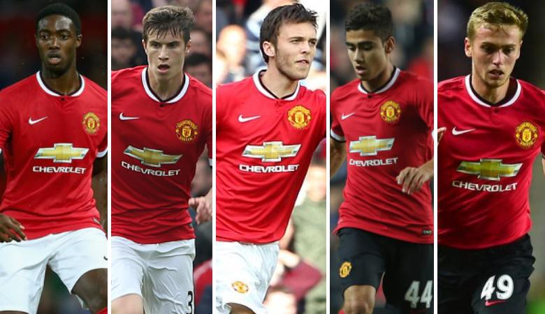 Generasi Baru Manchester United: Class of 2014