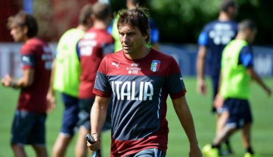 Perjudian Antonio Conte Bersama Timnas Italia