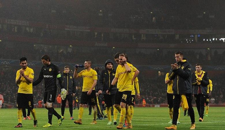 Suporter Membuat Kekalahan Dortmund Bermoral