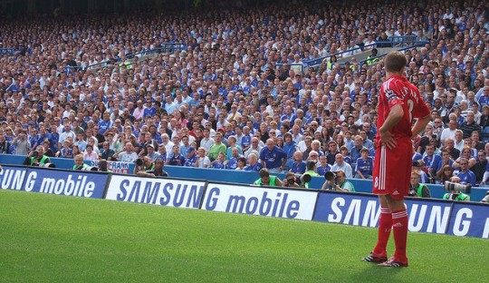 Insiden Gerrard, Liverpool- Chelsea, dan Makna Kebetulan dalam Sepakbola