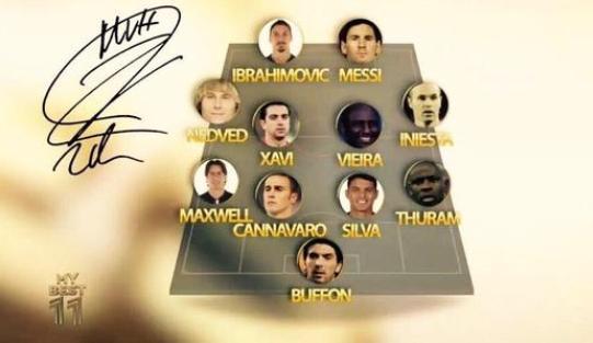 Zlatan XI: Ketika 'The God' Ibra Memilih Tim Impiannya