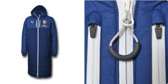 Pull Me: Inovasi yang Memudahkan Wenger Mengenakan Jaket