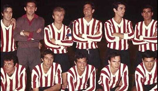 Estudiantes 68-69, Tim Terkotor Sepanjang Sejarah Sepakbola