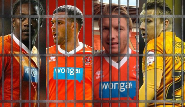 Kekacauan Blackpool dan 4 Pemain Kriminal Mereka